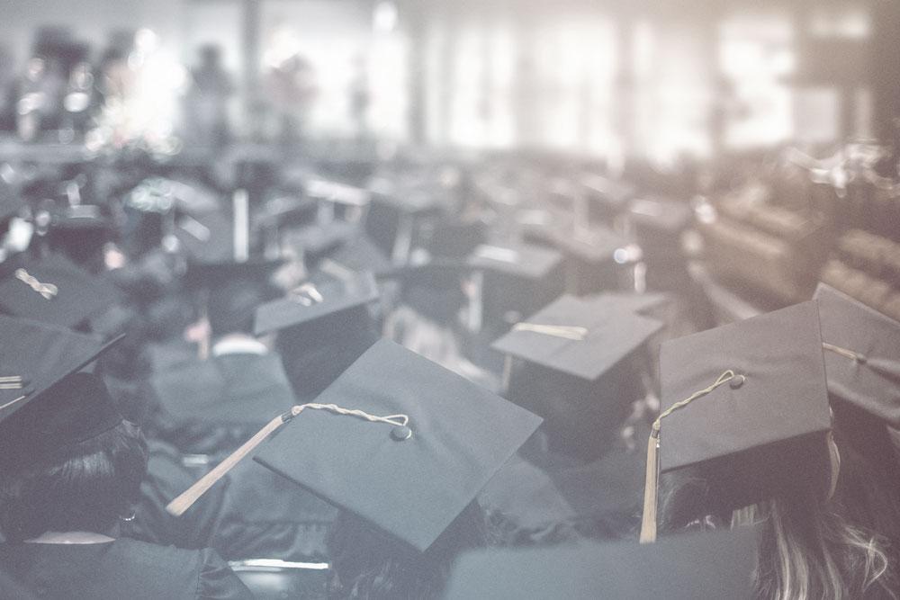 College Graduation | Paradigm Gilbert